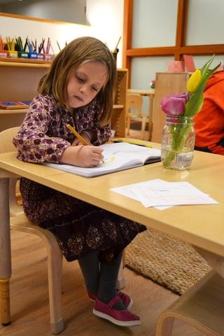 Boston private kindergarten